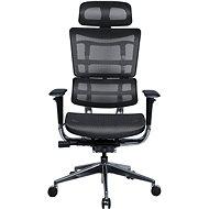 MOSH BS-801 šedá - Kancelářská židle