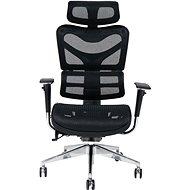 MOSH BS-702 černá - Kancelářská židle