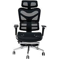 MOSH BS-702L černá - Kancelářská židle