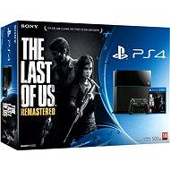 Sony Playstation 4 The Last of Us Remastered Edition CZ