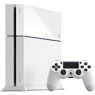 Sony Playstation 4 - 500 GB White - Herní konzole