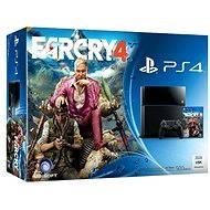 Sony Playstation 4 - Far Cry 4 Edition - Herní konzole