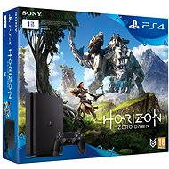 Sony PlayStation 4 - 1TB Slim Horizon Zero Dawn Edition + 3 Months of PS PLUS for Free!