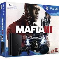 Sony Playstation 4 - 1TB Slim + Mafia III