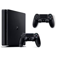 Sony PlayStation 4 - 1TB Slim + DualShock 4 - Game Console