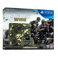 Sony PlayStation 4 1TB Slim - Call of Duty: WWII Limited Edition - Spielkonsole