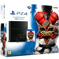 Sony Playstation 4 - 1TB Street Fighter 5 Edition