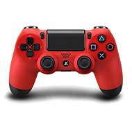 Sony PS4 DualShock 4 (Magma Red)