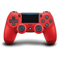 Sony PS4 Dualshock 4 - V2 (Magma Red) - Wireless Controller