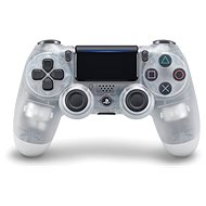 Sony PS4 Dualshock 4 V2 - Crystal - Wireless Controller