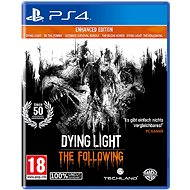 PS4 - Dying Light The Following: Enhanced Edition