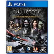 PS4 - Injustice: Gods Among Us Ultimate Edition GOTY