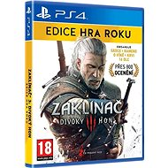 The Witcher 3: Wild Hunt - Game of the Year Edition GB - PS4