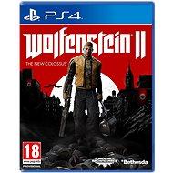 Wolfenstein II: The New Colossus - PS4 - Spiel für die Konsole