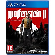 Wolfenstein II: The New Colossus - PS4 - Hra pro konzoli