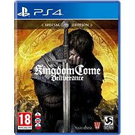 Kingdom Come: Deliverance - PS4 - Hra pro konzoli