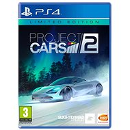 Project CARS 2 Limited Edition - PS4 - Hra pro konzoli