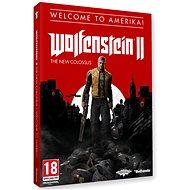 Wolfenstein II: The New Colossus Welcome to Amerika! - PS4 - Spiel für die Konsole