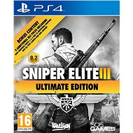 PS4 - Sniper Elite 3 Ultimate Edition