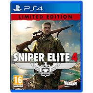 Sniper Elite 4 Limited Edition - PS4