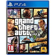 PS4 - Grand Theft Auto V - Konsolespiel