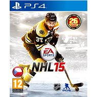 PS4 - NHL 15 GB