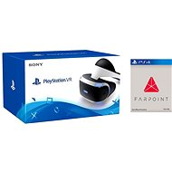 PlayStation VR pre PS4 + Farpoint