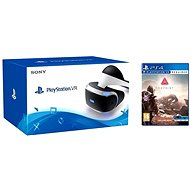 PlayStation VR pre PS4 + Farpoint + Aim Controller