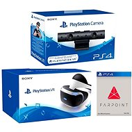PlayStation VR pre PS4 + PS4 Camera + Farpoint