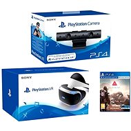 PlayStation VR pre PS4 + PS4 Camera + Farpoint + Aim Controller