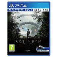 PS4 - Robinson The Journey