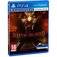 Until Dawn: Rush of Blood - PS4 VR - Herní doplněk