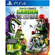 PS4 - Plants vs Zombies Garden Warfare