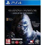 Middle Earth: Shadow of Mordor Game of The Year Edition - PS4 - Spiel für die Konsole