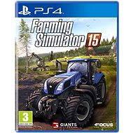 Landwirtschafts-Simulator 2015 - PS4 - Spiel für die Konsole