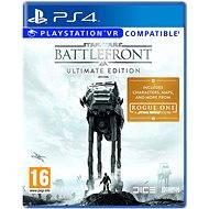 Star Wars: Battlefront Ultimate Edition- PS4 - Hra pro konzoli