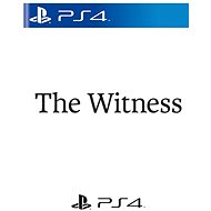PS4 - The Witness