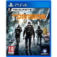 PS4 - Tom Clancy The Division CZ