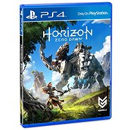 Horizon: Zero Dawn - PS4 - Hra na konzolu