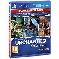 PS4 - Uncharted: The Nathan Drake Collection CZ - Hra pre konzolu