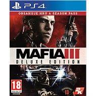 PS4 - Mafia III - Deluxe Edition