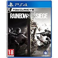 PS4 - Tom Clancys Rainbow Six: Siege