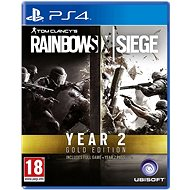 Tom Clancy's Rainbow Six: Siege Gold Season 2 - PS4 - Console Game