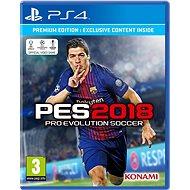 Pro Evolution Soccer 2018 Premium Edition - PS4 - Hra pro konzoli