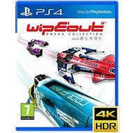 WipEout: Omega Collection - PS4 - Console Game