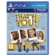That's You - PS4 - Hra pro konzoli