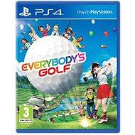 Everybody's Golf - PS4 - Hra pro konzoli