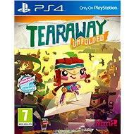 Tearaway entfaltete - PS4 - Spiel für die Konsole