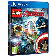 PS4 - LEGO Marvel Avengers