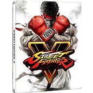 PS4 - Street Fighter V Ausgabe Steelbook
